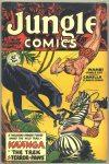 Cover For Jungle Comics 111
