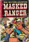 Cover For Masked Ranger 1