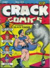 Cover For Crack Comics 23