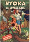Cover For Nyoka the Jungle Girl 5