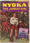 Cover For Nyoka the Jungle Girl 66