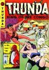 Cover For Thun'da, King of the Congo 3