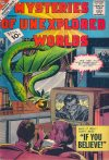Cover For Mysteries of Unexplored Worlds 27