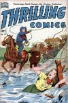 Cover For Thrilling Comics 79