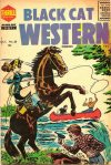 Cover For Black Cat 56 (Western)