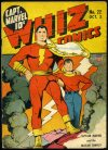 Cover For Whiz Comics 22