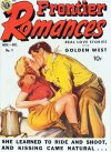 Cover For Frontier Romances 1