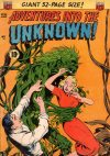 Cover For Adventures into the Unknown 32