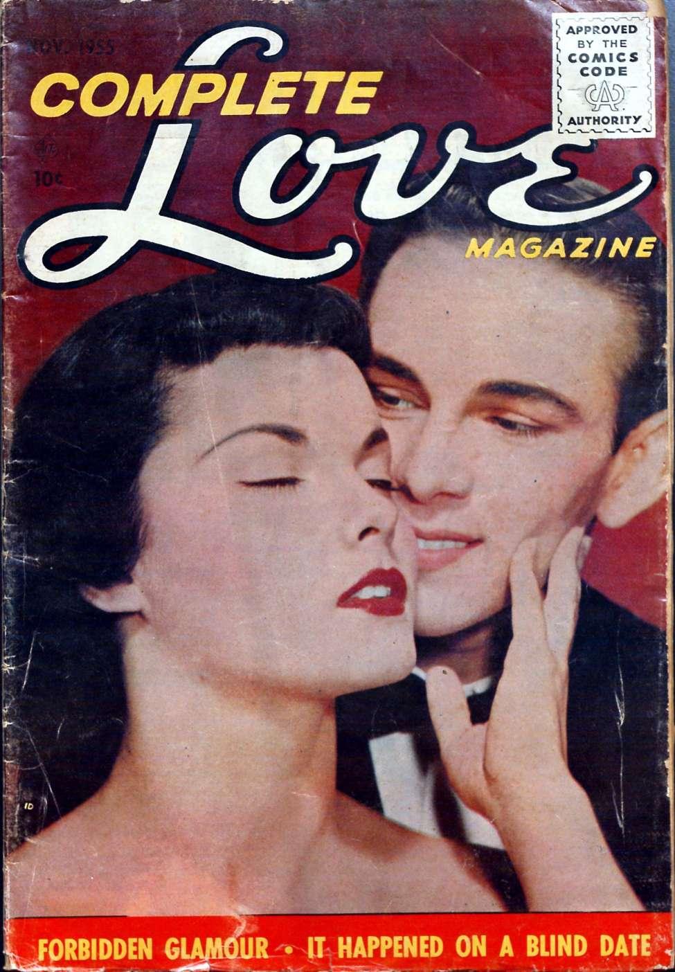 Comic Book Cover For Complete Love Magazine v31 5 / 186