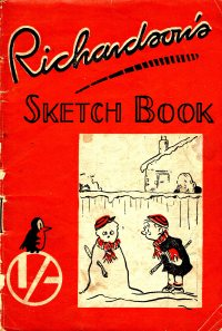 Large Thumbnail For Richardson's Sketch Book.