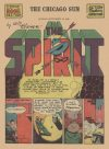 Cover For The Spirit (1942 9 13) Chicago Sun