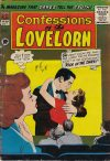 Cover For Confessions of the Lovelorn 98