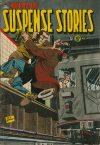 Cover For Lawbreakers Suspense Stories 13