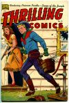 Cover For Thrilling Comics 73