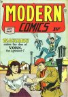 Cover For Modern Comics 87