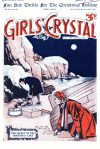 Cover For Girls' Crystal 740 The Secret of the Christmas Cake