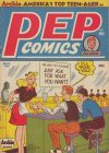 Cover For Pep Comics 66