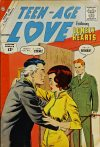 Cover For Teen Age Love 29