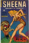 Cover For Sheena, Queen of the Jungle 15