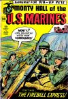 Cover For Monty Hall of the U.S. Marines 7