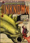 Cover For Adventures into the Unknown 89