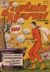 Cover For Captain Marvel Adventures 60