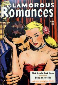 Large Thumbnail For Glamorous Romances #52 - Version 2