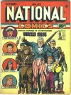 Cover For National Comics 25 (paper/fiche)