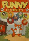 Cover For Funny Funnies 1