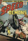 Cover For Speed Demons 5