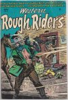 Cover For Western Rough Riders 3