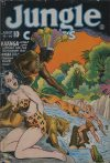 Cover For Jungle Comics 56