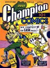 Cover For Champion Comics 9 (6 fiche)