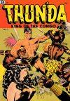 Cover For Thun'da, King of the Congo 1