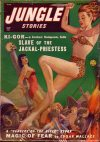 Cover For Jungle Stories v4 2 Slave of the Jackal Priestess John Peter Drummond