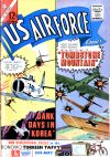 Cover For U.S. Air Force Comics 29
