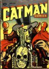 Cover For Cat Man Comics 28