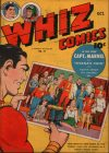 Cover For Whiz Comics 59