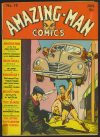 Cover For Amazing Man Comics 19