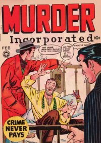 Large Thumbnail For Murder Incorporated #8 - Version 1