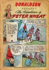 Cover For The Adventures of Peter Wheat 12