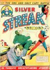 Cover For Silver Streak Comics 12 (fiche/paper)