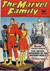 Cover For The Marvel Family 40