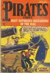Cover For Pirates Comics 3