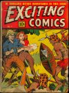 Cover For Exciting Comics 7