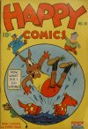 Cover For Happy Comics 10