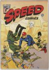 Cover For Speed Comics 39