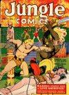Cover For Jungle Comics 7