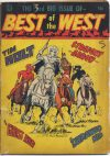 Cover For Best of the West 3