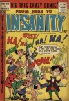 Cover For From Here to Insanity 9
